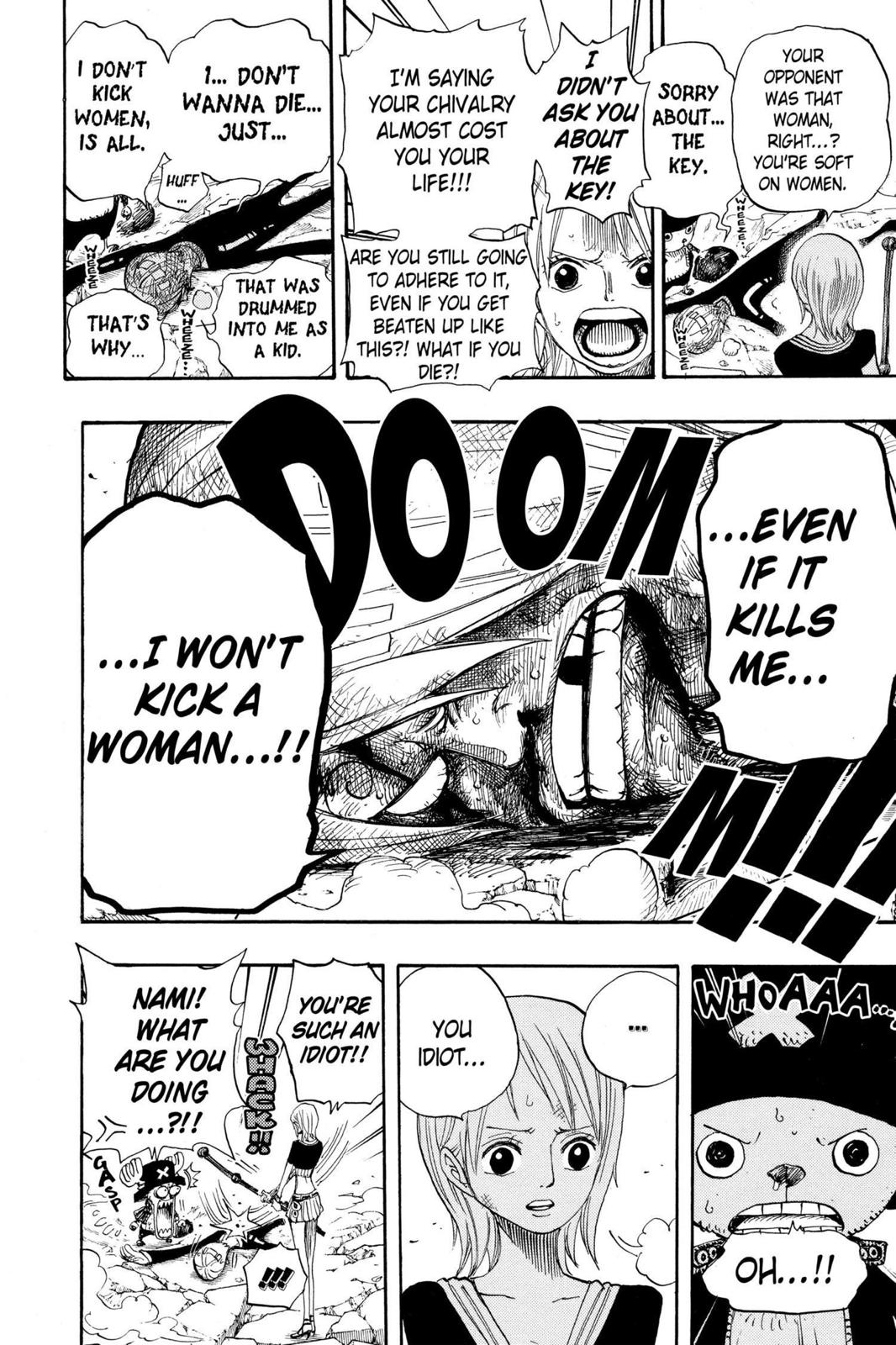 One Piece, Chapter 403 image 014