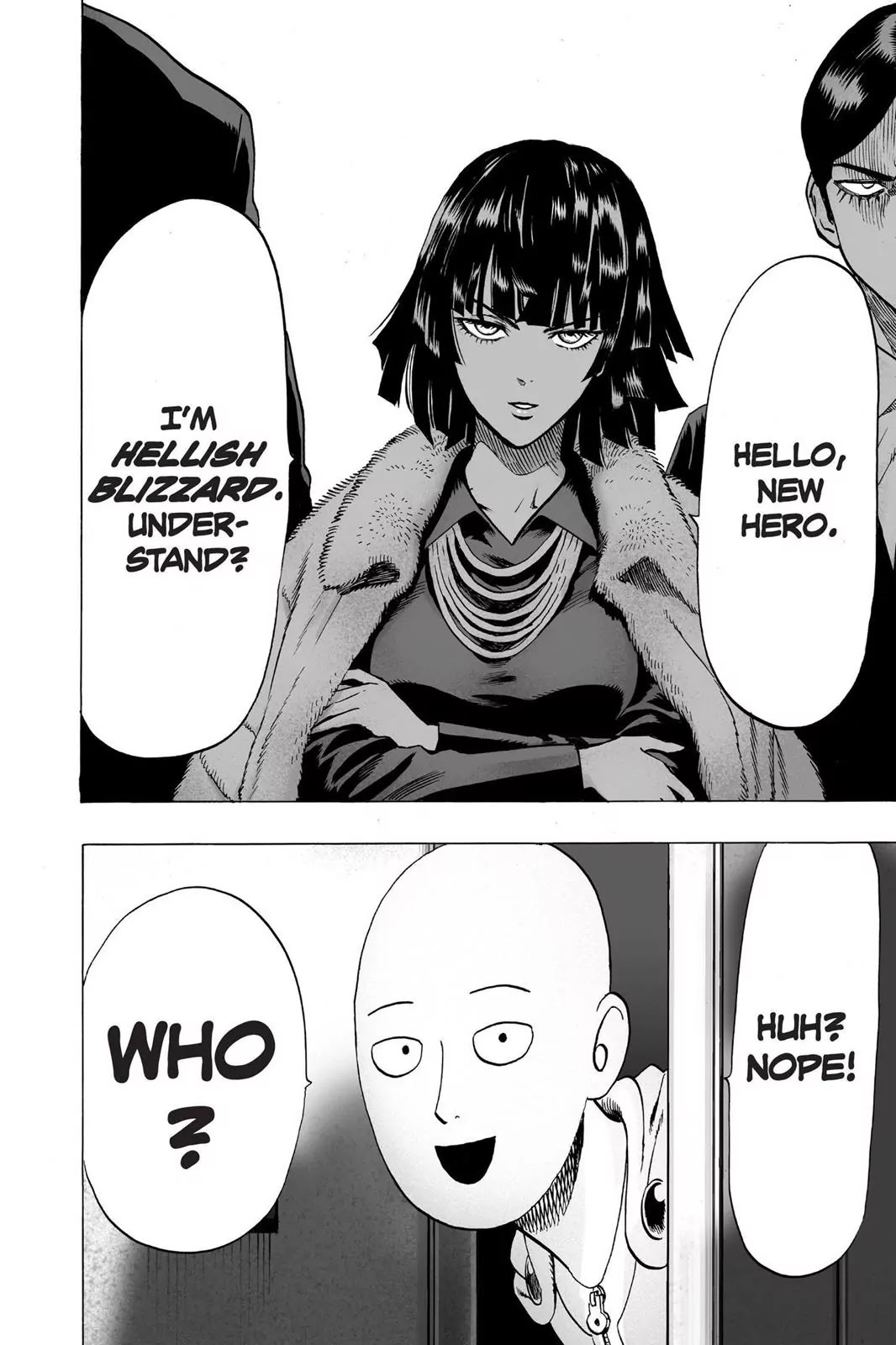 One Punch Man, Chapter Onepunch-Man 42 image 013
