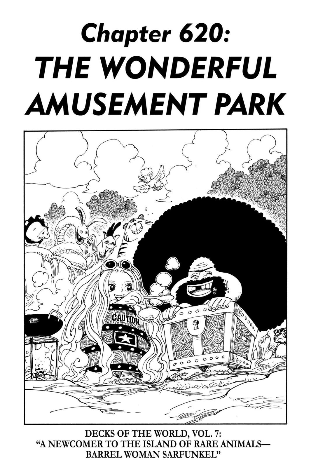 One Piece, Chapter 620 image 001