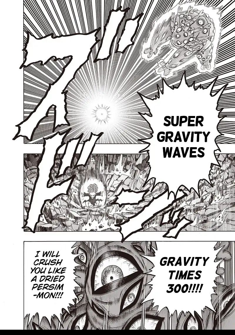 One Punch Man, Chapter Onepunch-Man 107 image 009