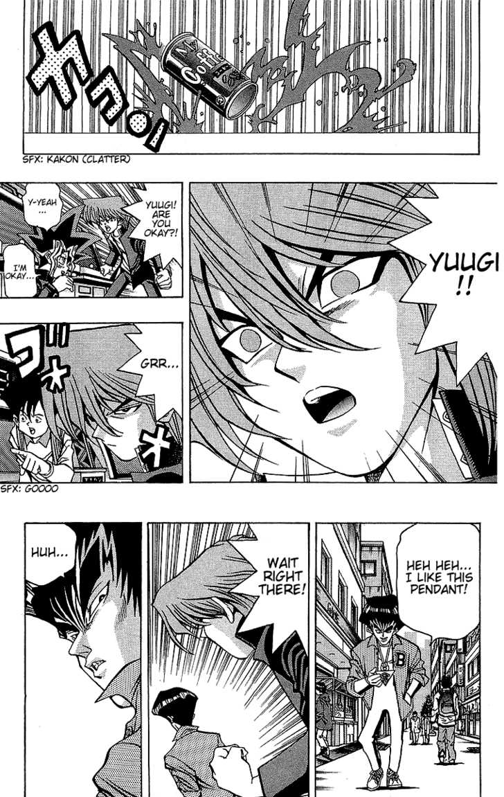 Yu Gi Oh, Chapter Vol.04 Ch.025 - The One-Inch Terror image 018