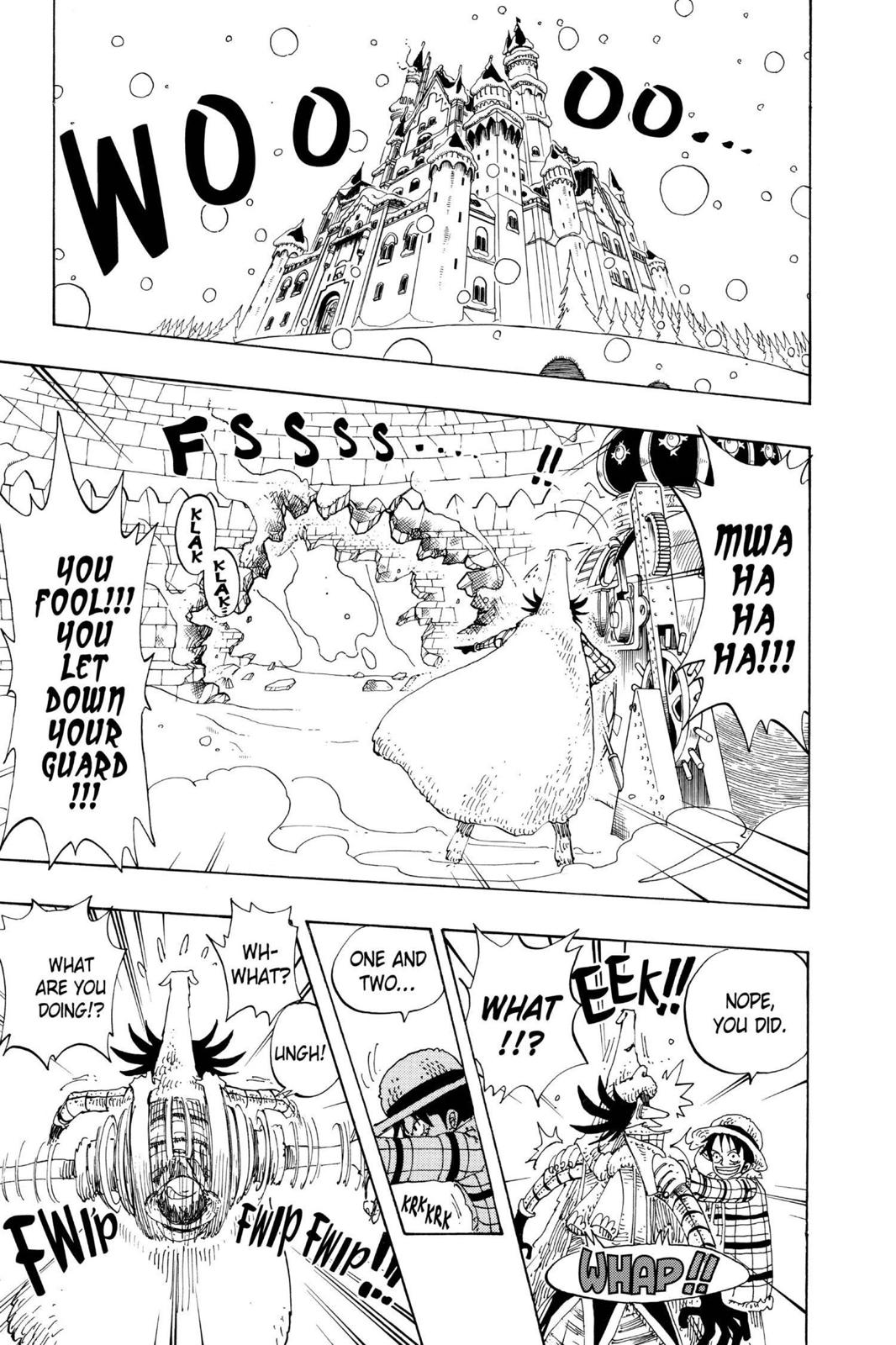 One Piece, Chapter 151 image 013