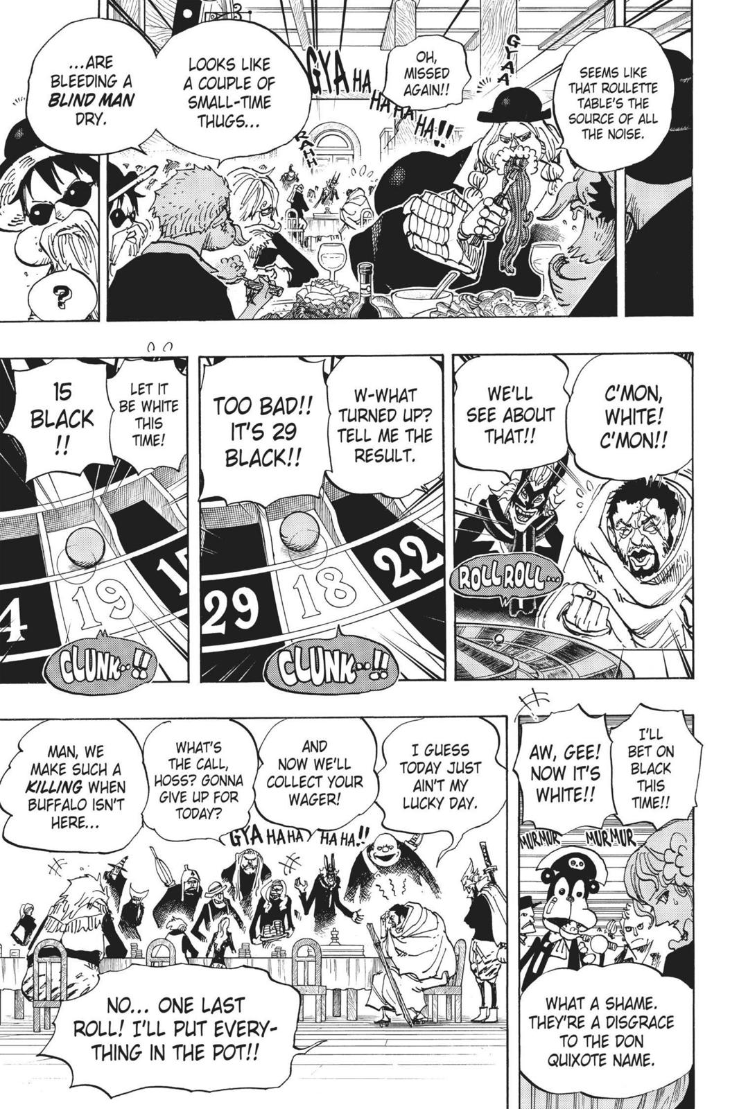 One Piece, Chapter 701 image 021