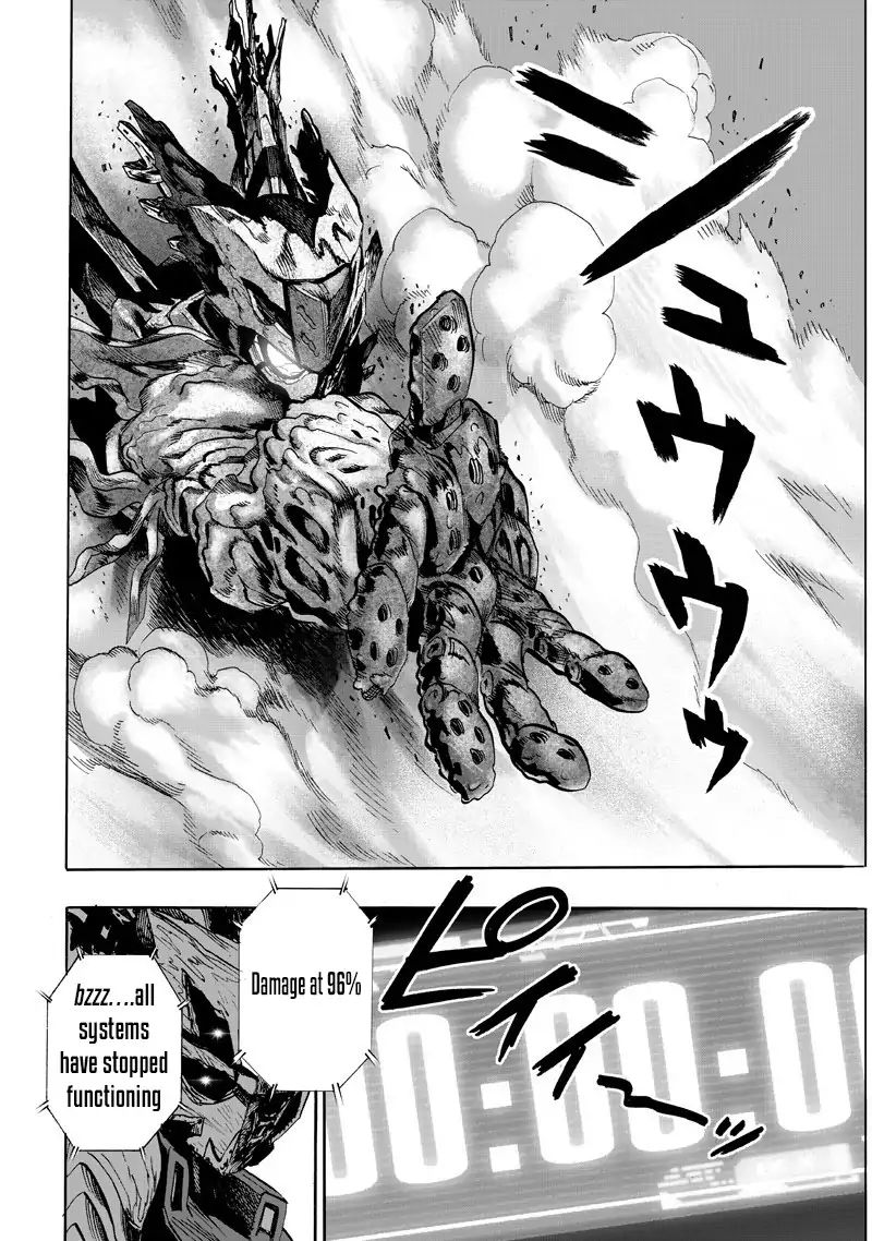 One Punch Man, Chapter Onepunch-Man 100.2 image 001