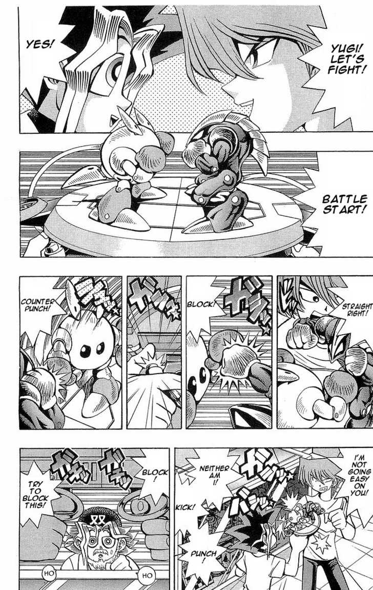 Yu Gi Oh, Chapter Vol.06 Ch.043 - Monster Fighter Part 1 image 007