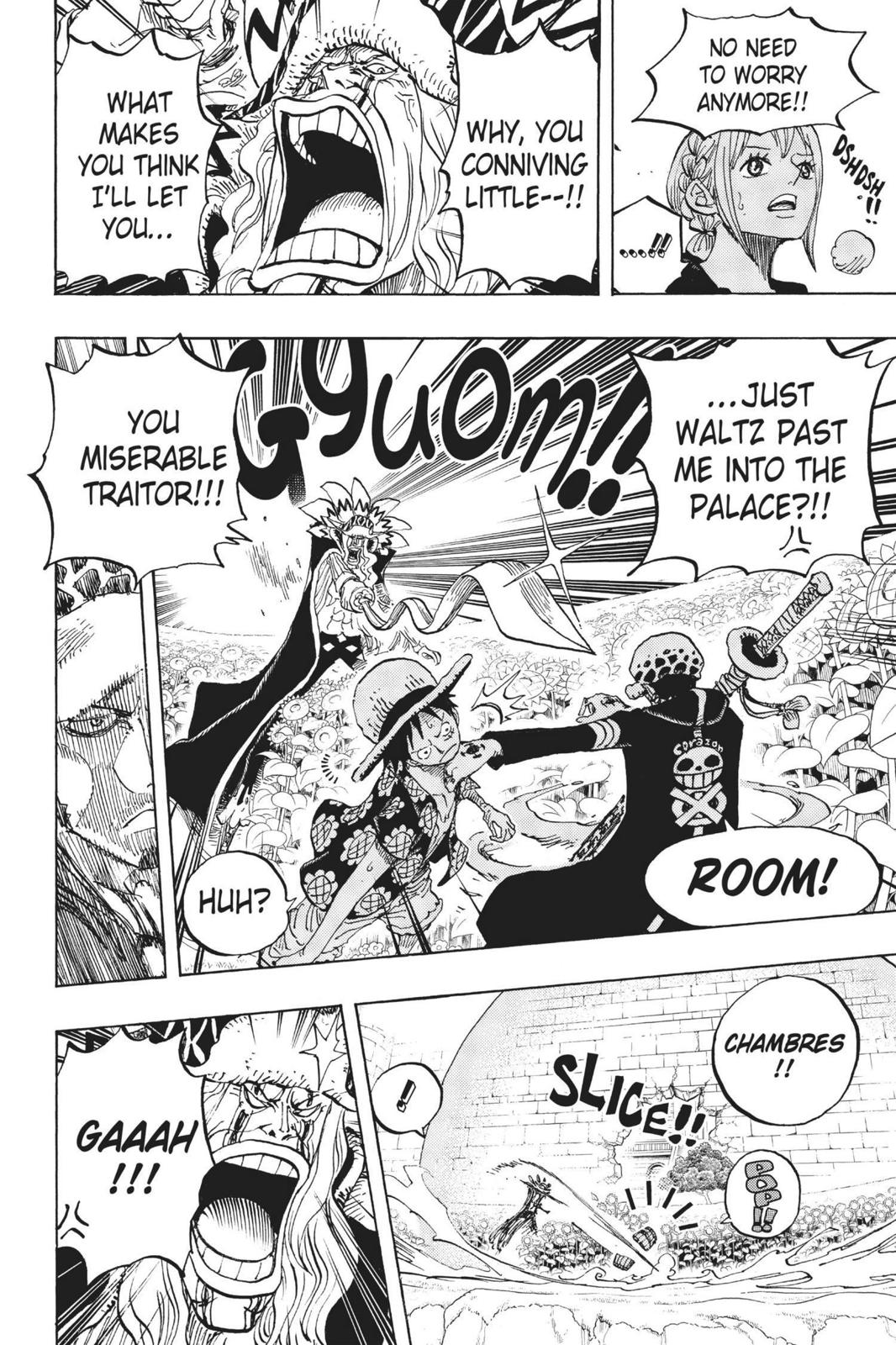 One Piece, Chapter 758 image 004
