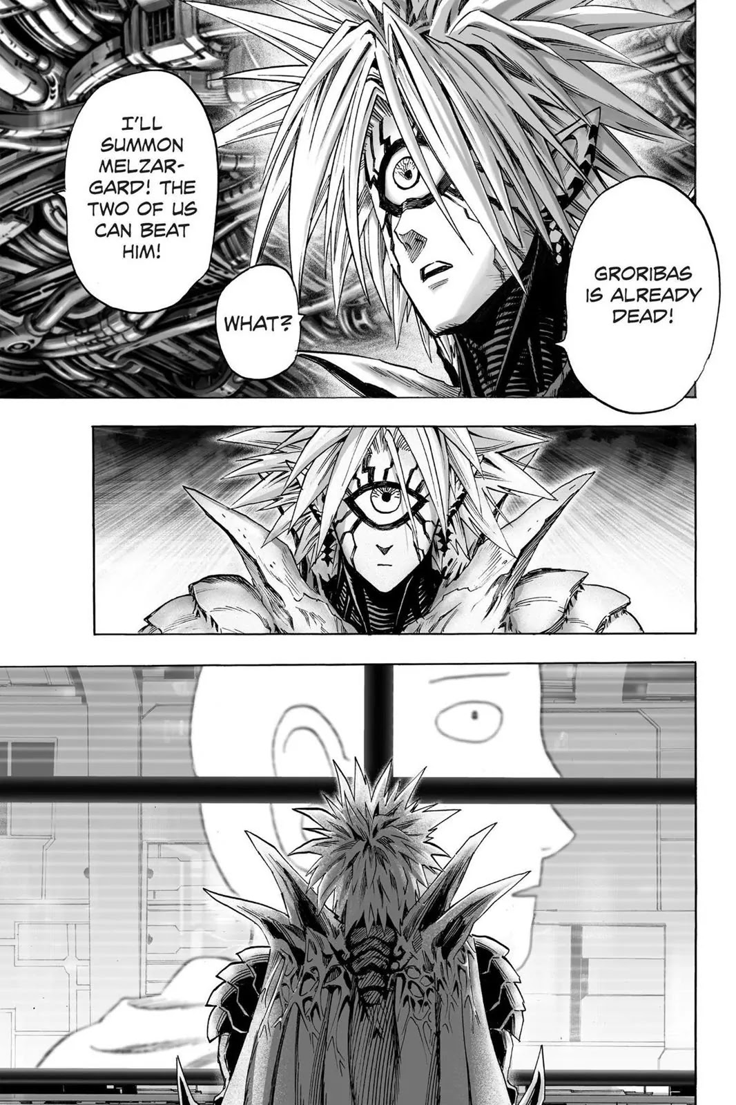 One Punch Man, Chapter Onepunch-Man 32 image 059