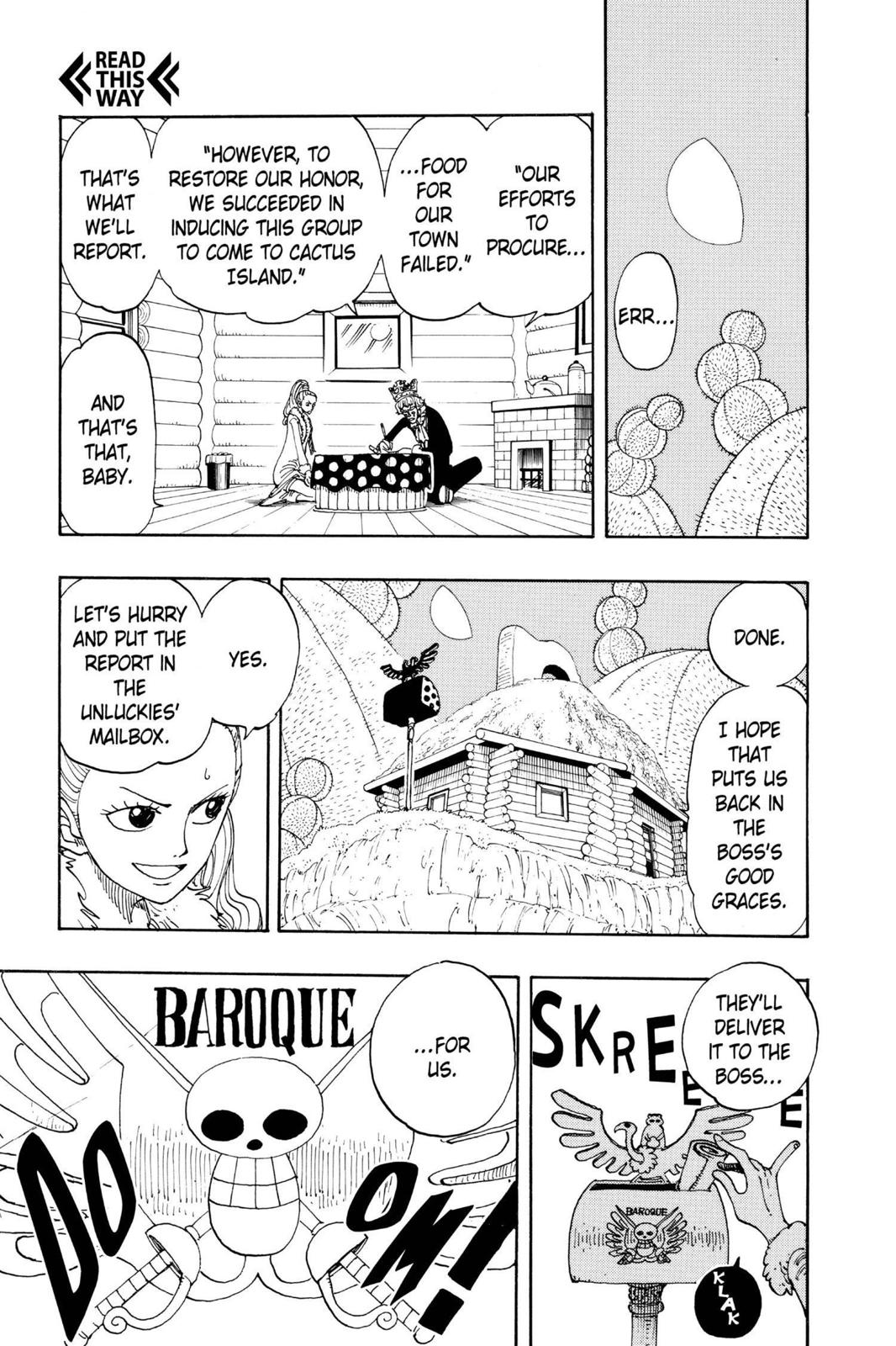 One Piece, Chapter 107 image 005