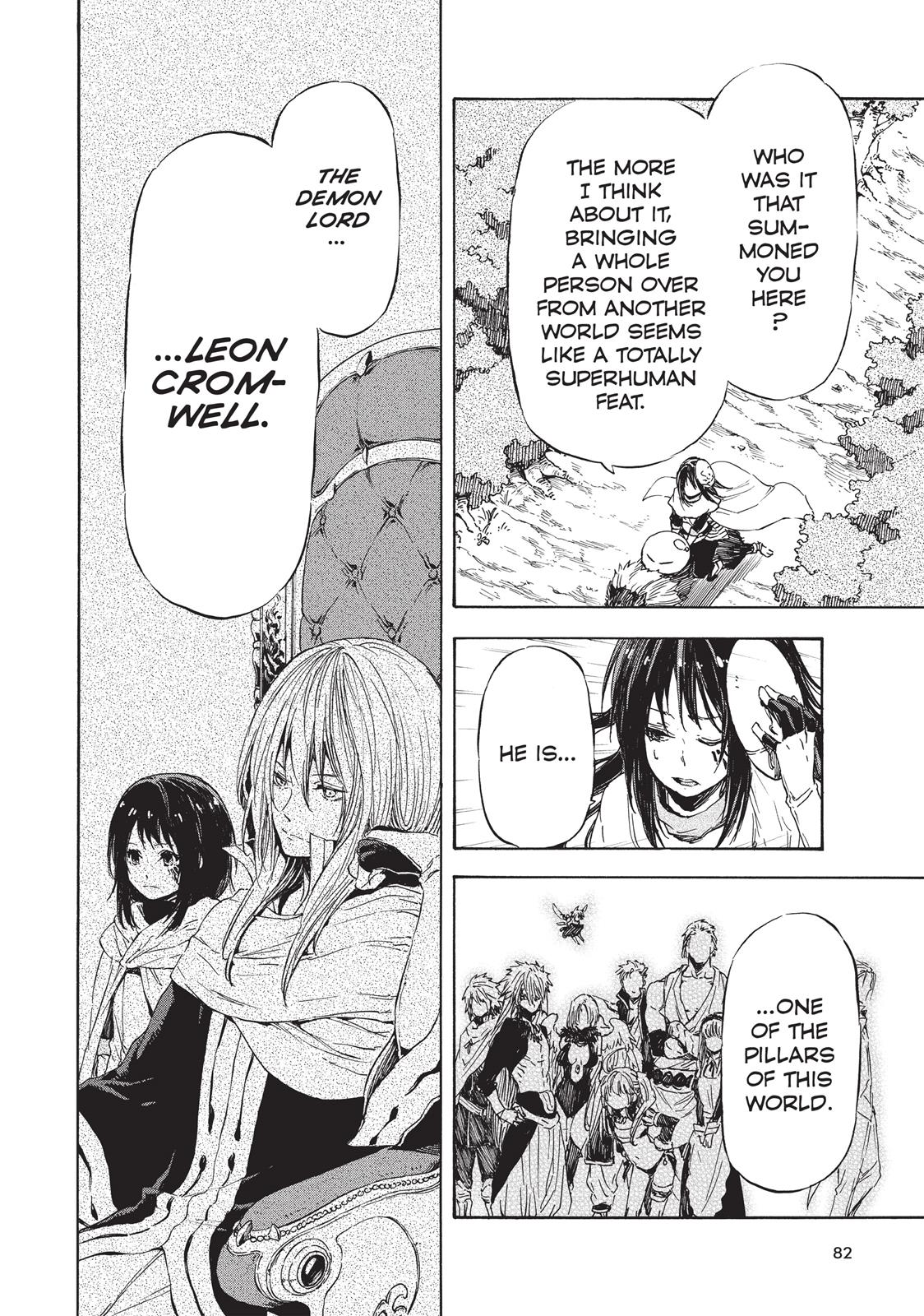 That Time I Got Reincarnated As A Slime, Chapter 9 image 016