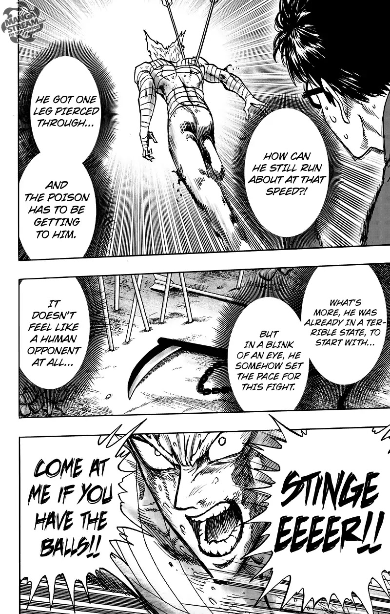 One Punch Man, Chapter Onepunch-Man 82 image 024