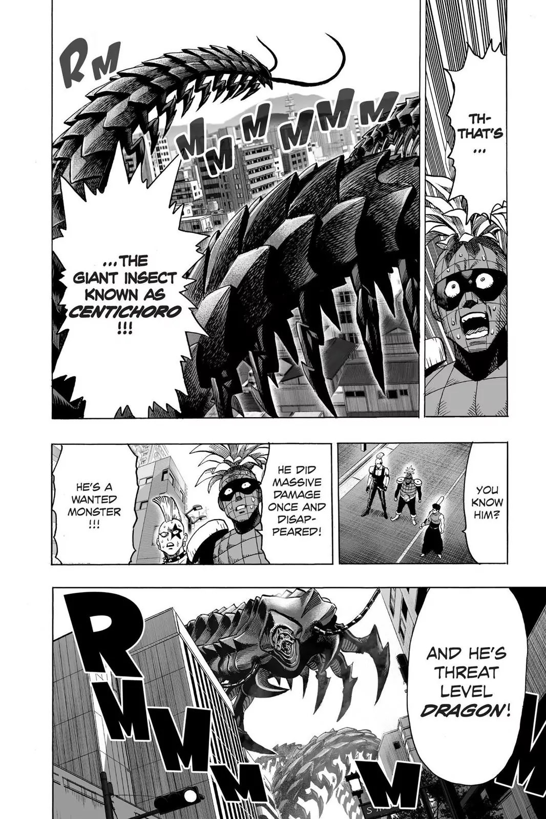 One Punch Man, Chapter Onepunch-Man 55 image 017