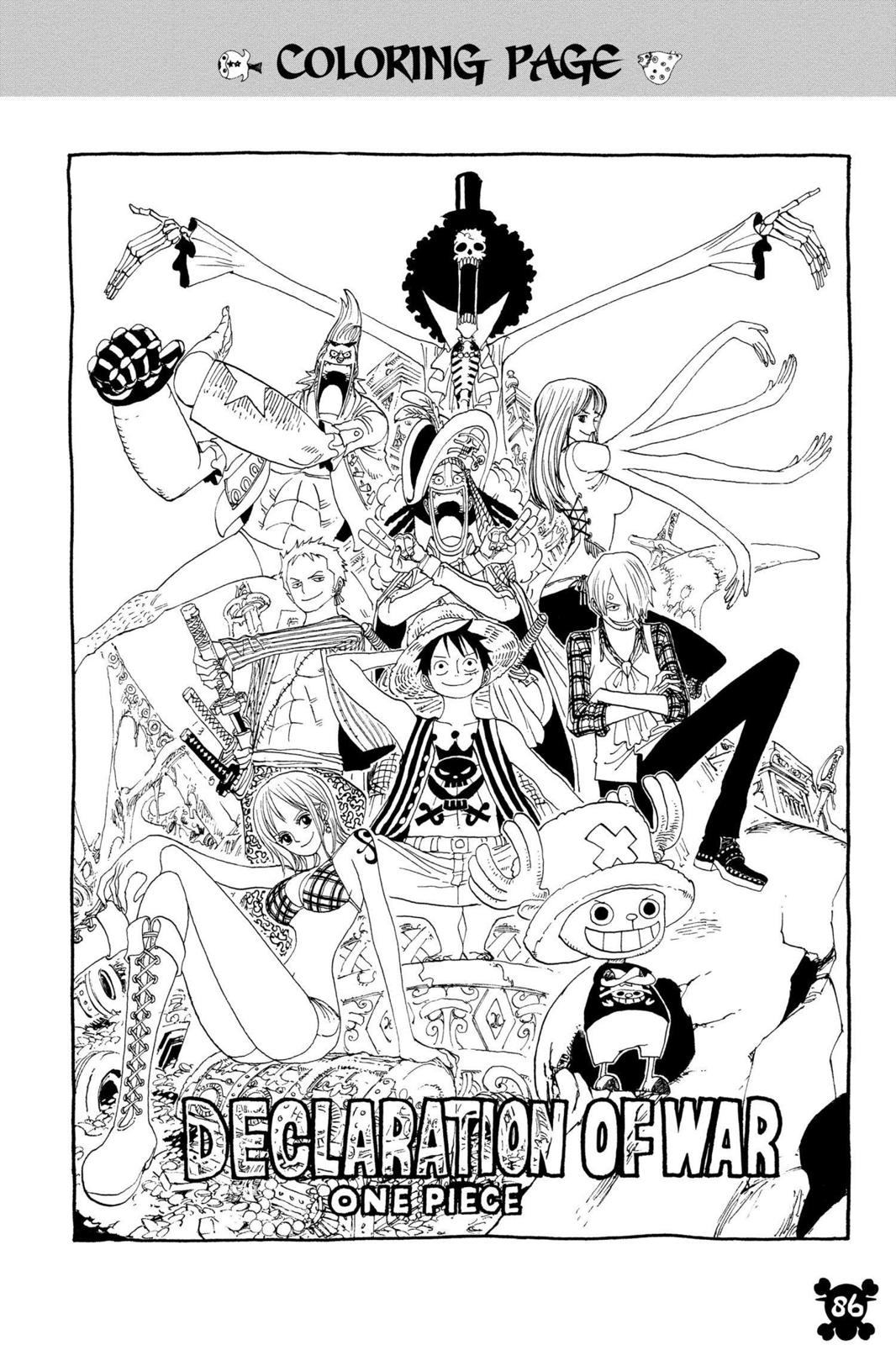 One Piece, Chapter 495 image 020