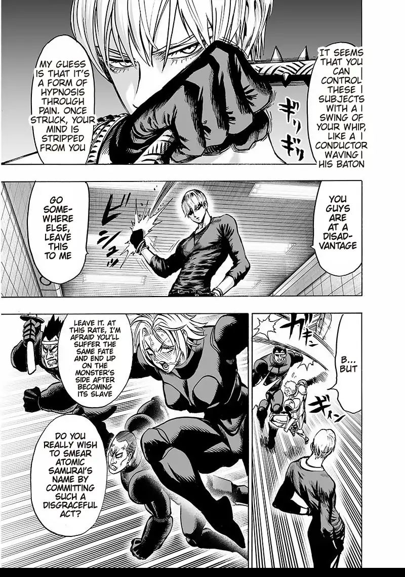 One Punch Man, Chapter Onepunch-Man 102 image 014