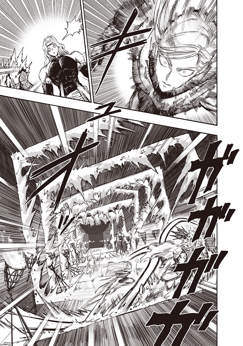 One Punch Man, Chapter Onepunch-Man 95 image 032