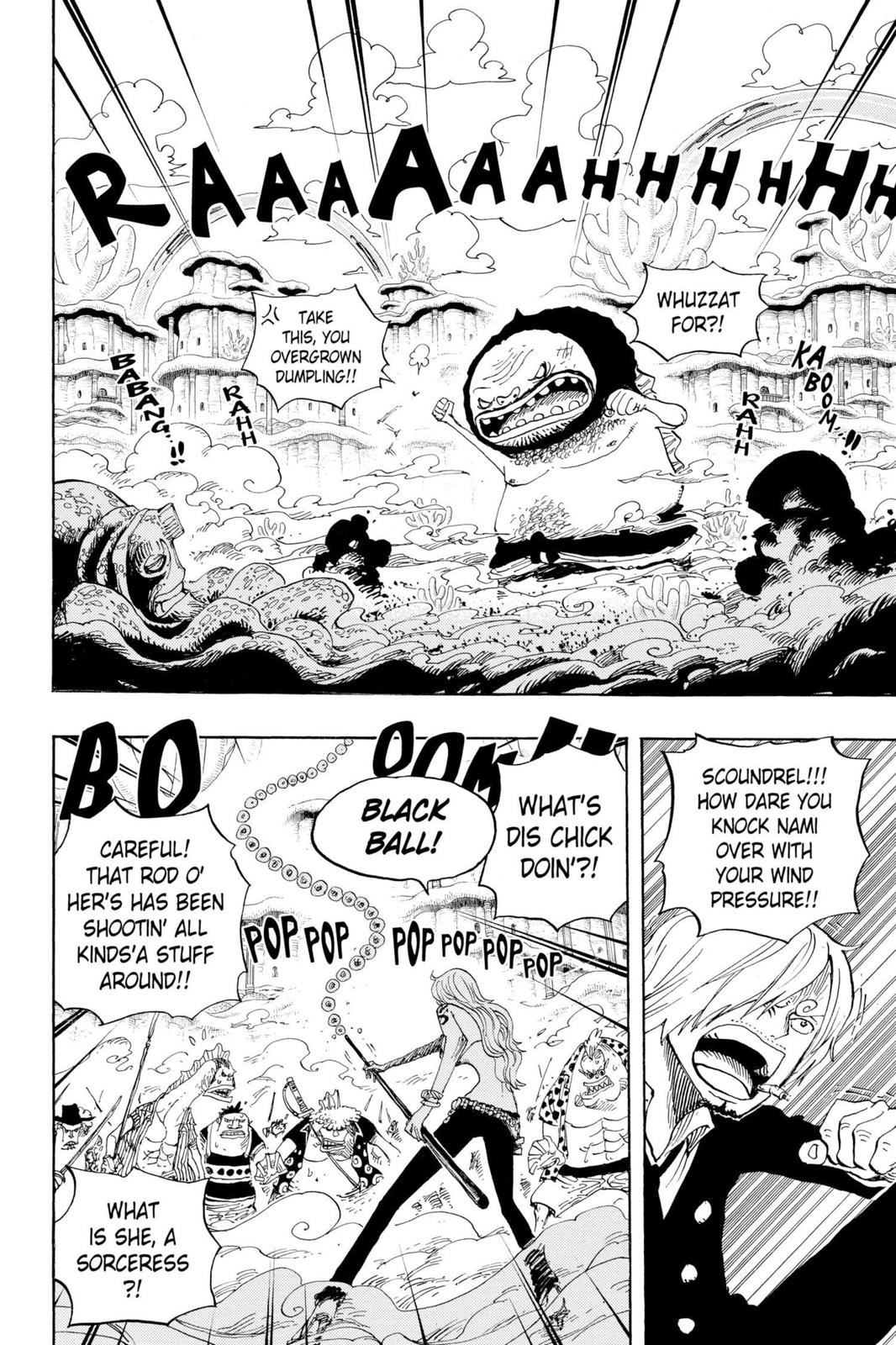 One Piece, Chapter 640 image 002