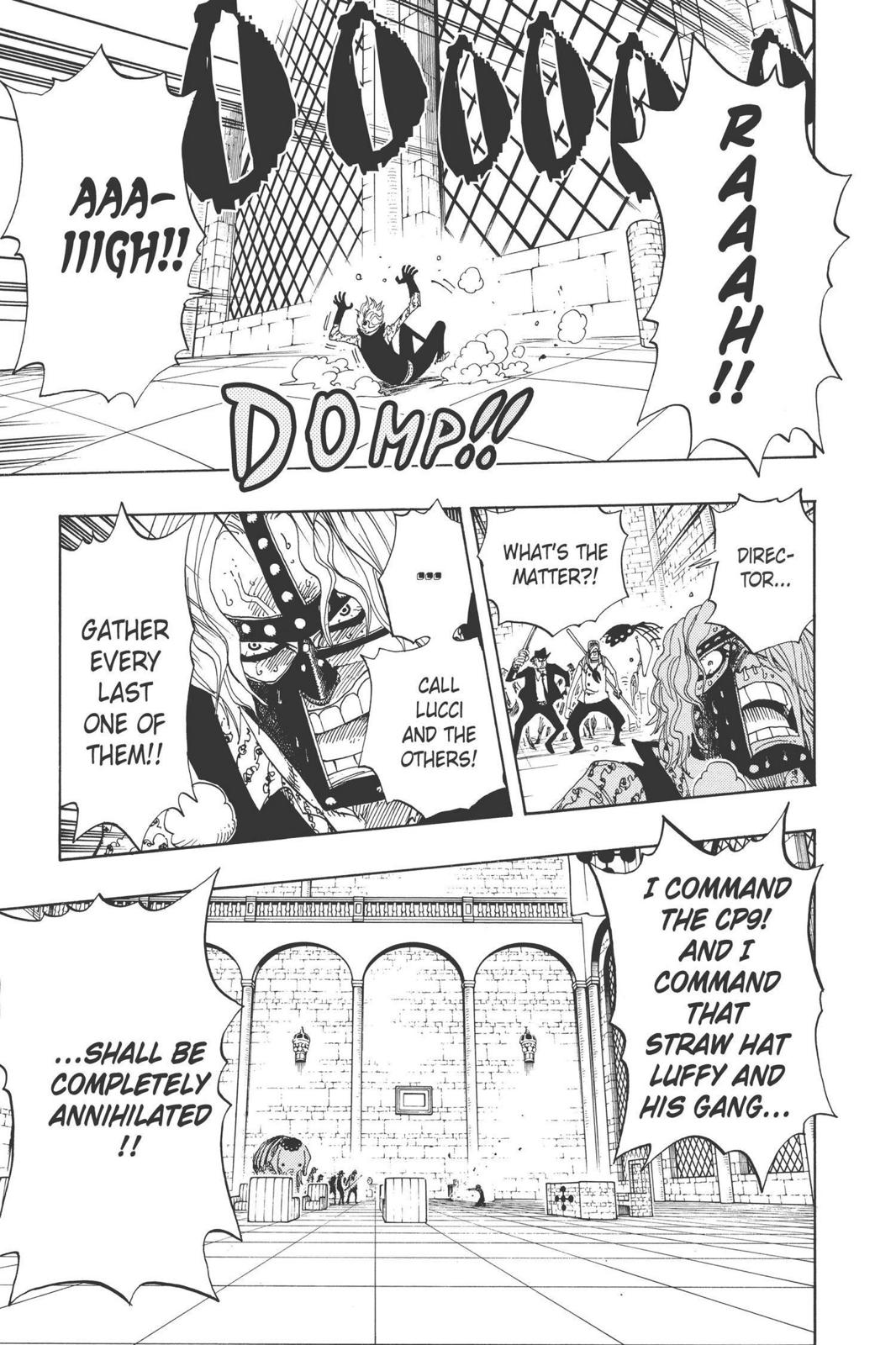 One Piece, Chapter 389 image 011