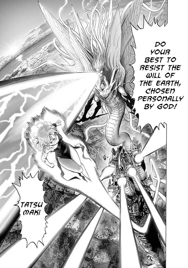 One Punch Man, Chapter 132 image 024