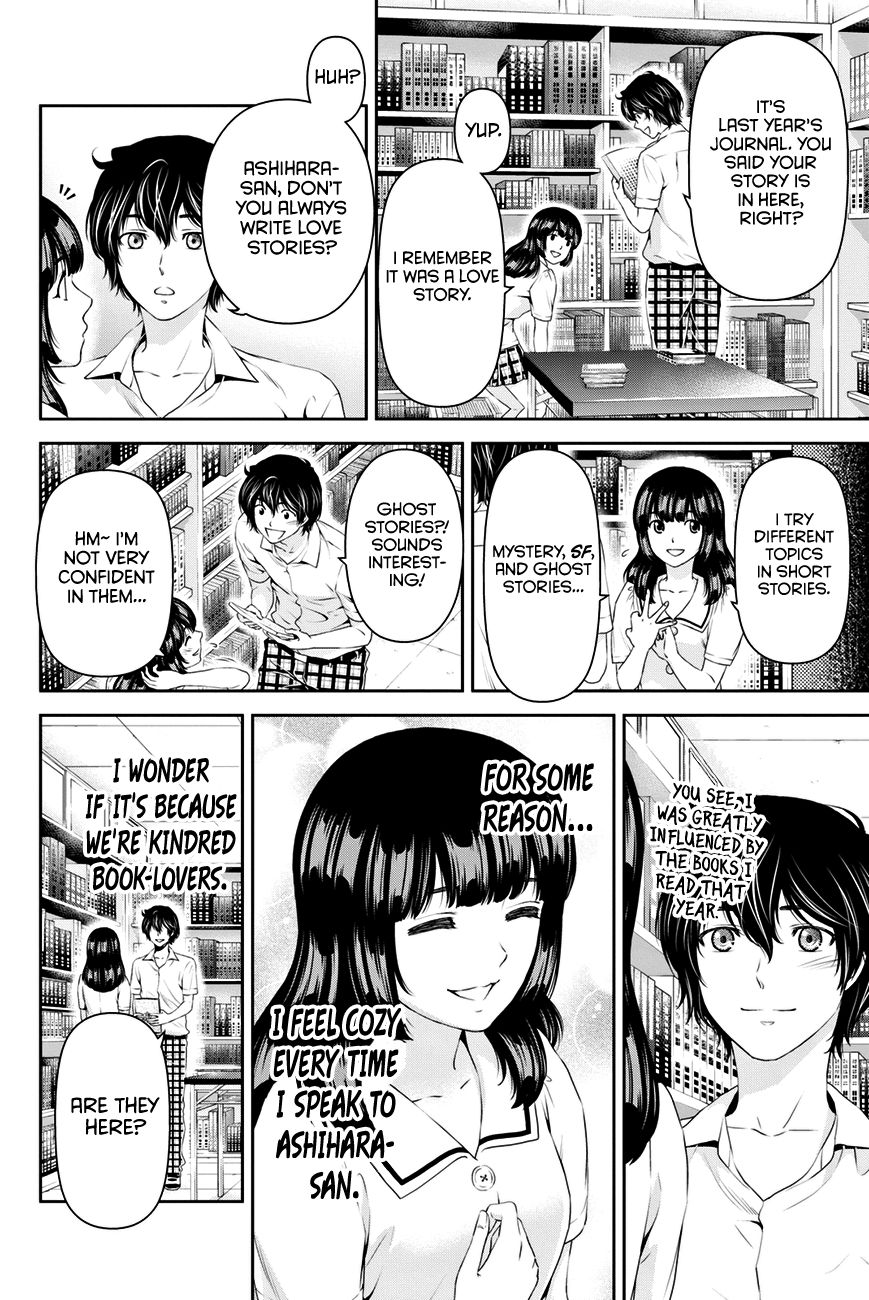 Domestic Girlfriend, Chapter 21 We're family, aren't we! image 013