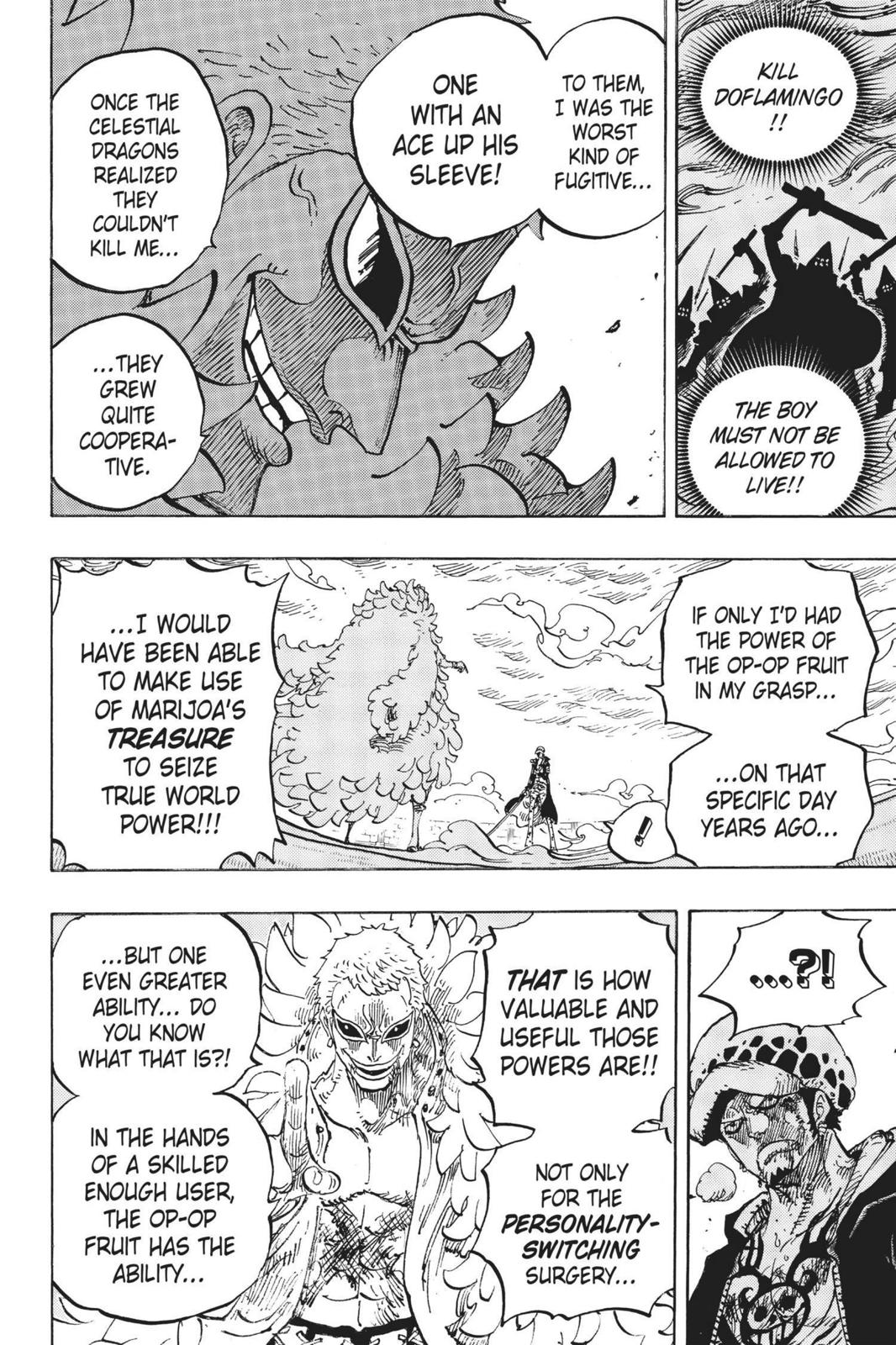 One Piece, Chapter 761 image 008