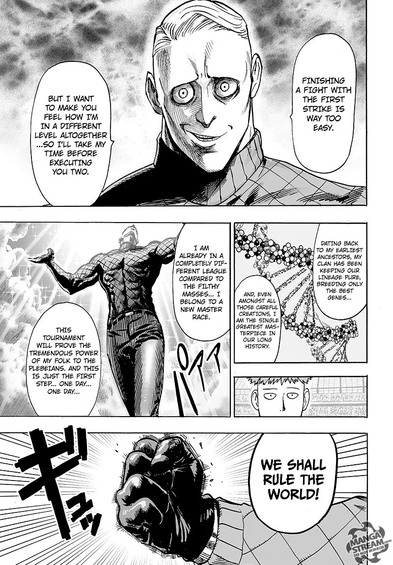 One Punch Man, Chapter Onepunch-Man 69 image 035