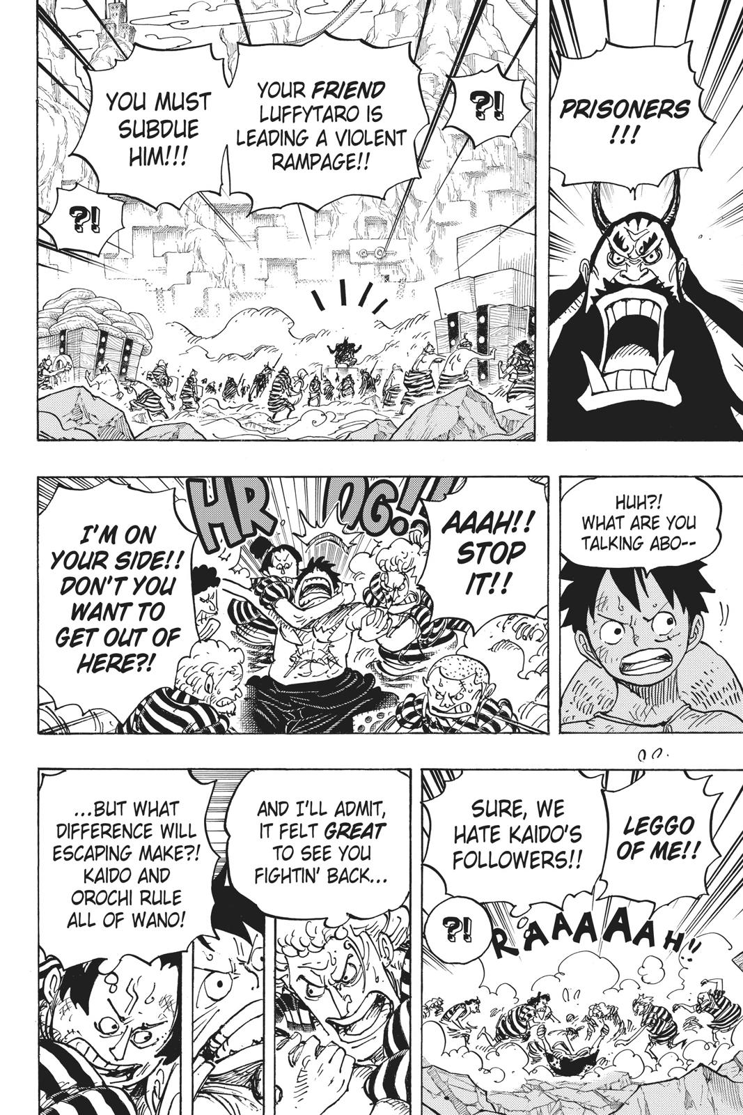 One Piece, Chapter 948 image 003