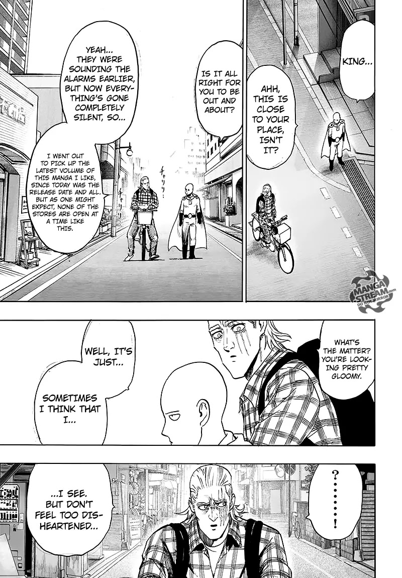 One Punch Man, Chapter Onepunch-Man 77 image 004