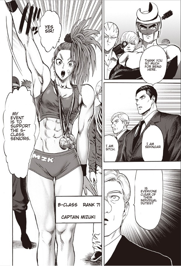 One Punch Man, Chapter Onepunch-Man 93 image 036