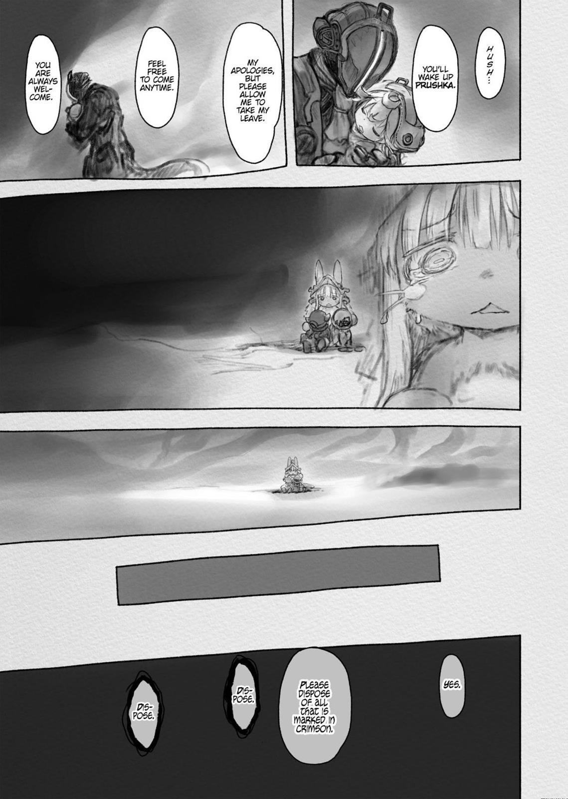Made In Abyss, Chapter Hello,Abyss 32 image 027