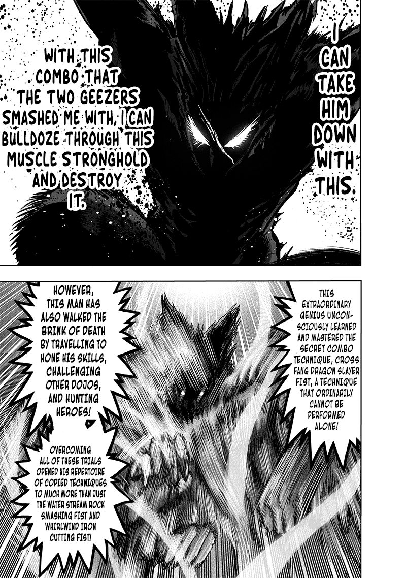 One Punch Man, Chapter 126.2 image 032