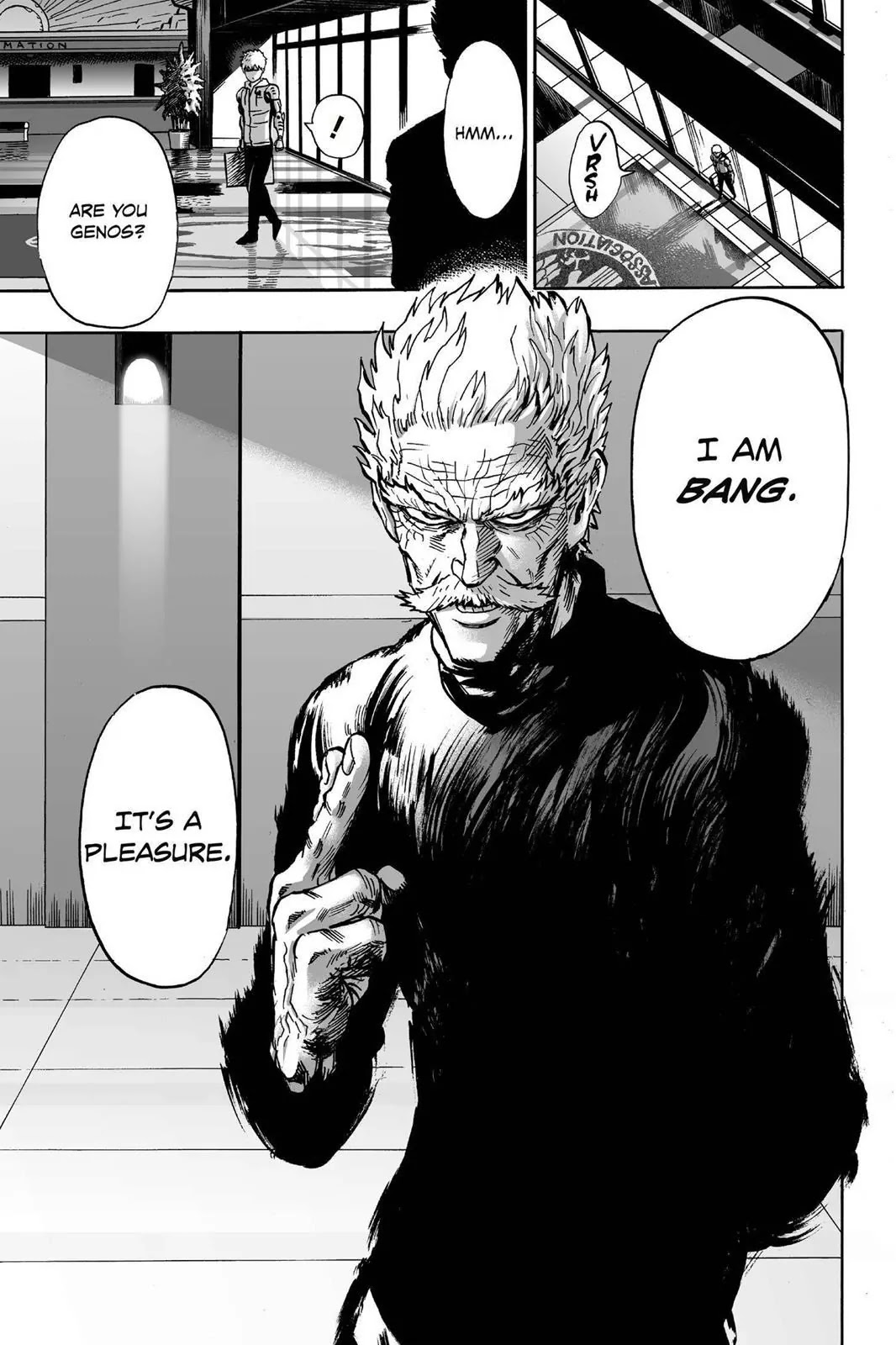 One Punch Man, Chapter Onepunch-Man 21 image 014