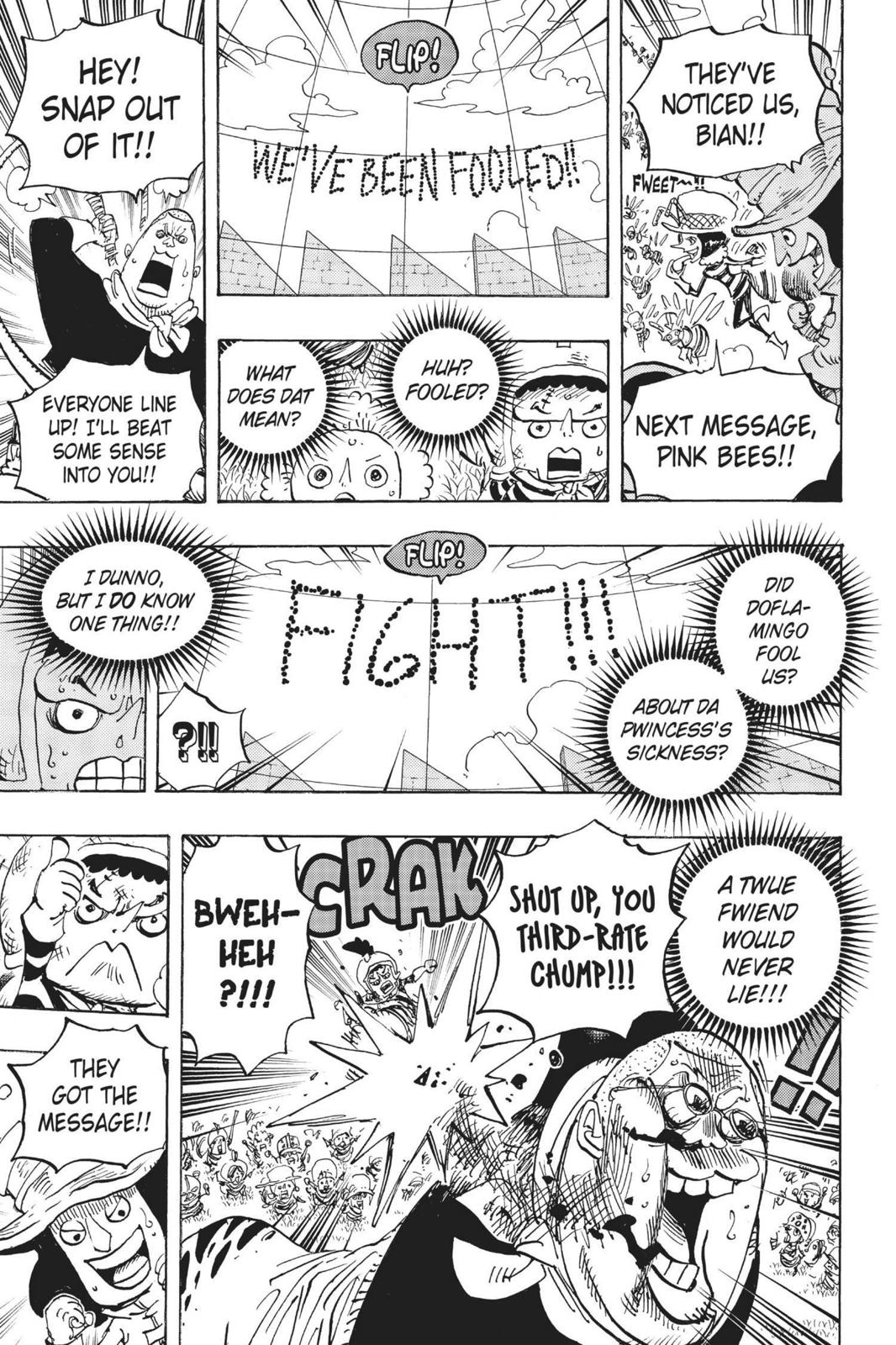 One Piece, Chapter 753 image 017