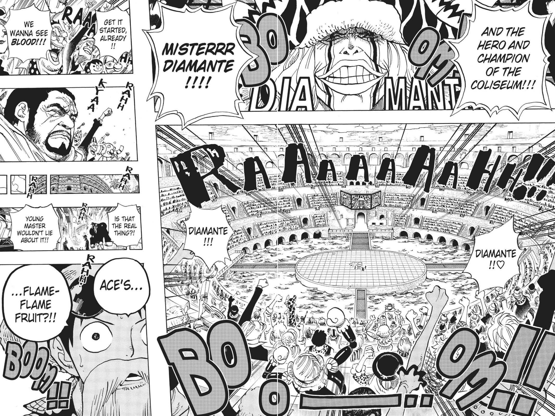 One Piece, Chapter 702 image 014