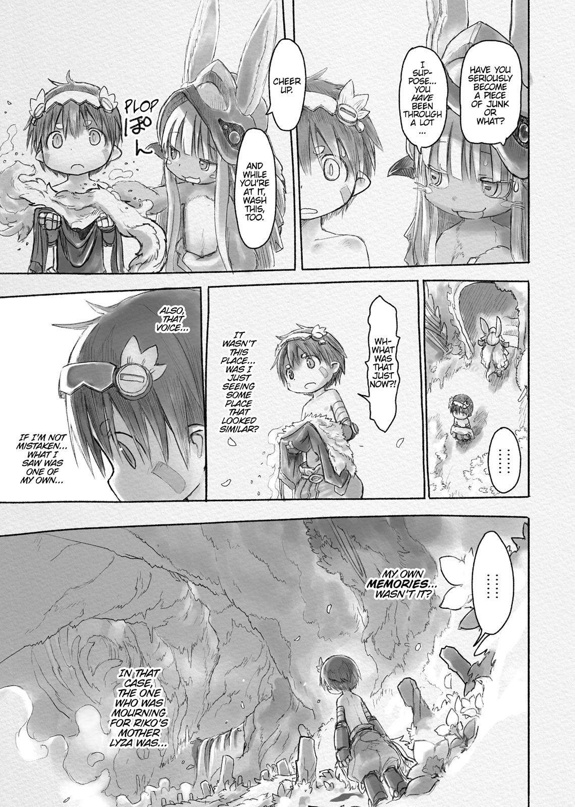 Made In Abyss, Chapter Hello,Abyss 21 image 011