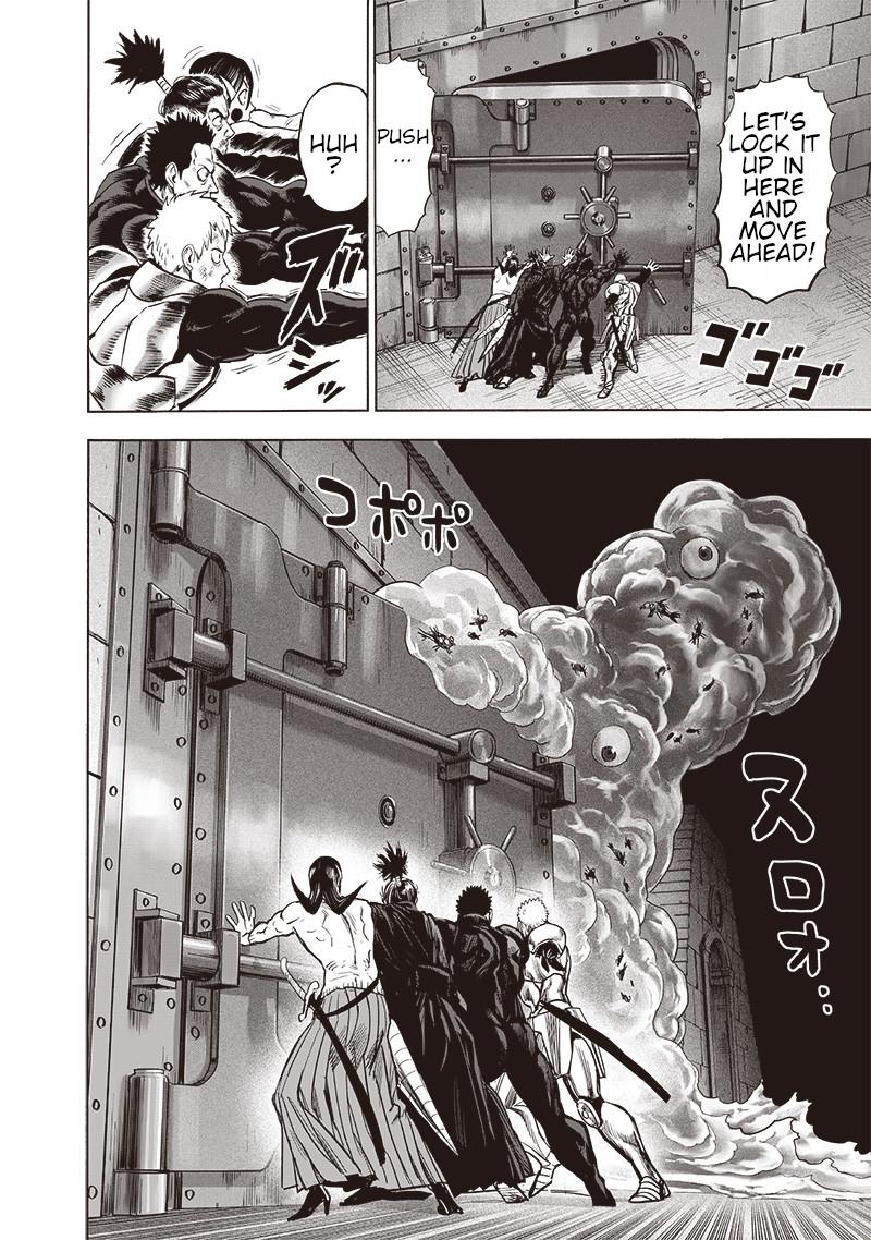 One Punch Man, Chapter One-Punch Man 113.5 image 010