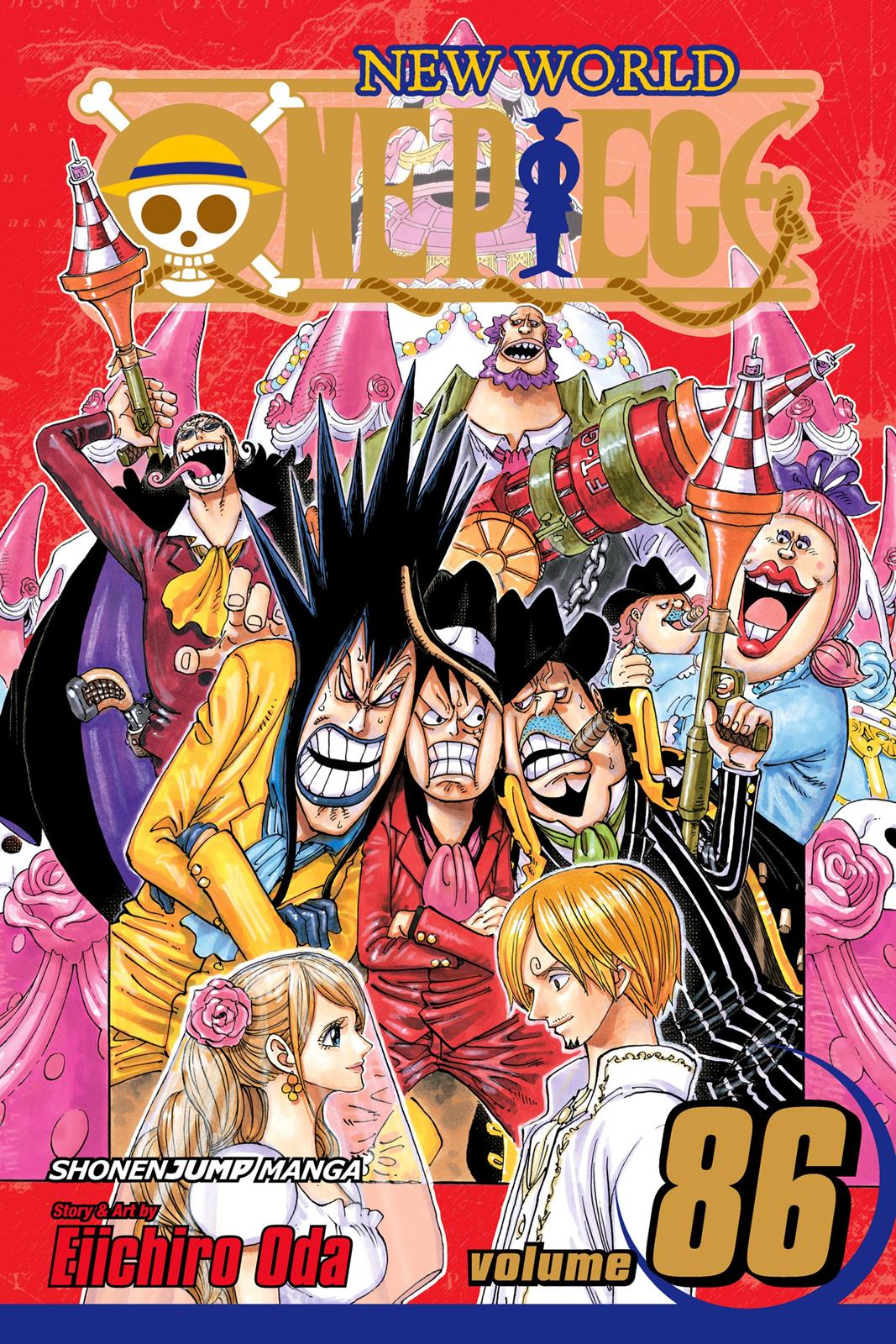 One Piece, Chapter 859 image 001