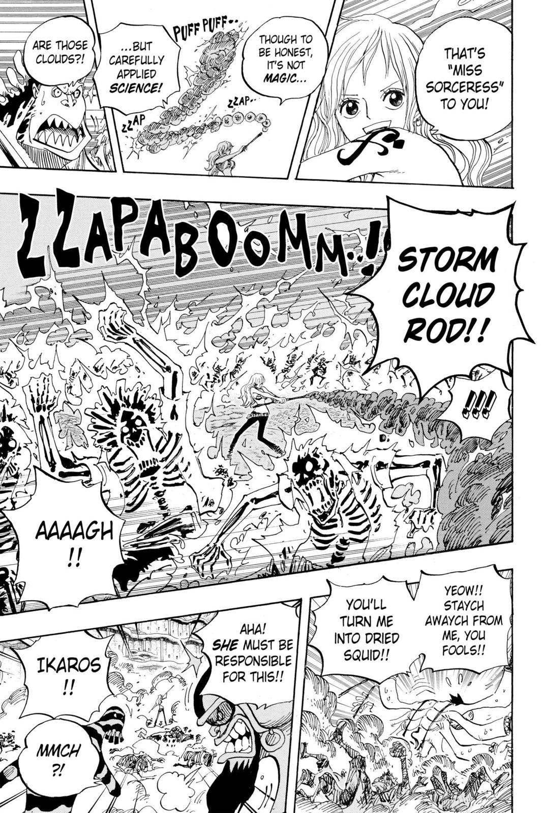 One Piece, Chapter 640 image 003