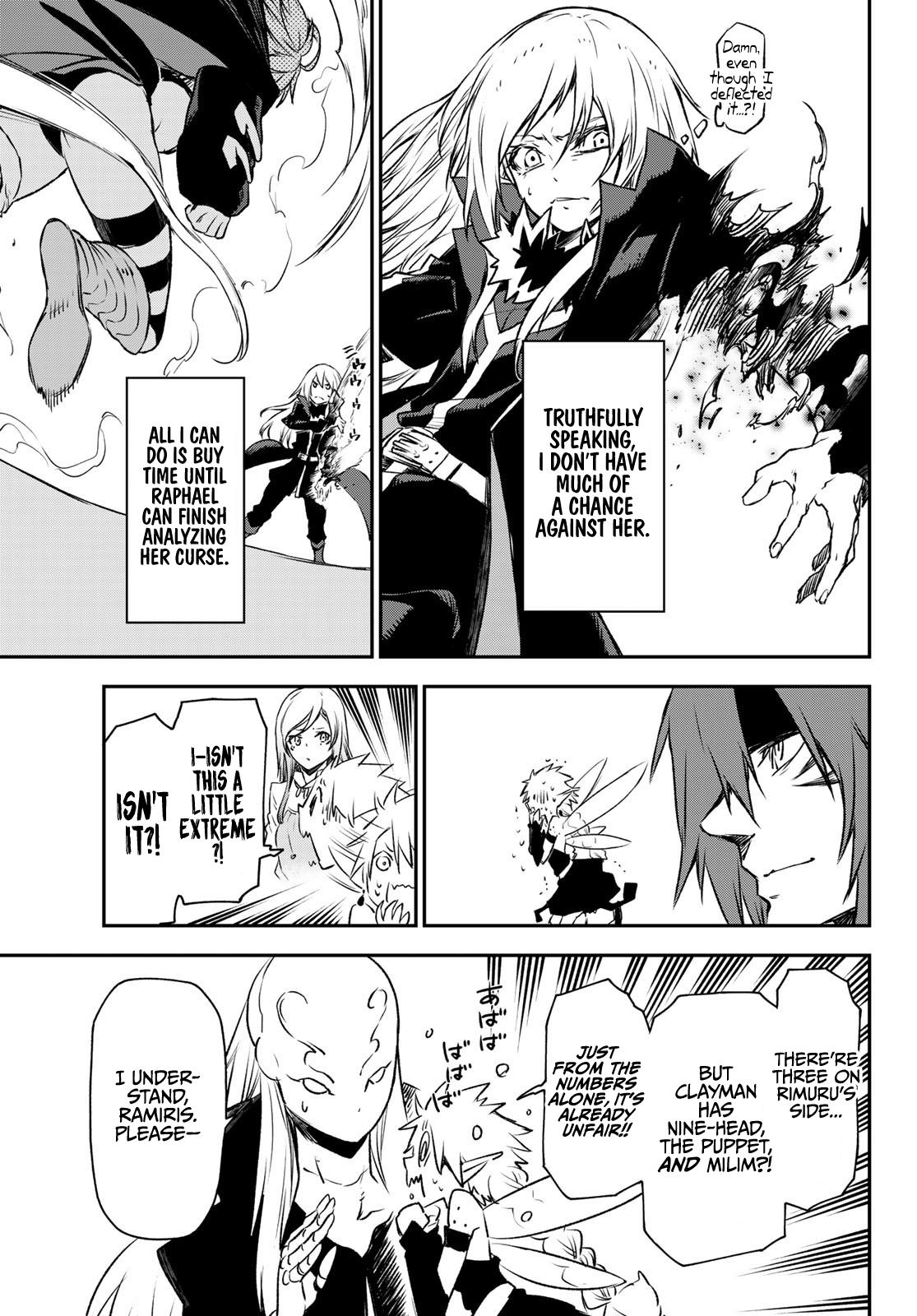 That Time I Got Reincarnated As A Slime, Chapter 82 image 029