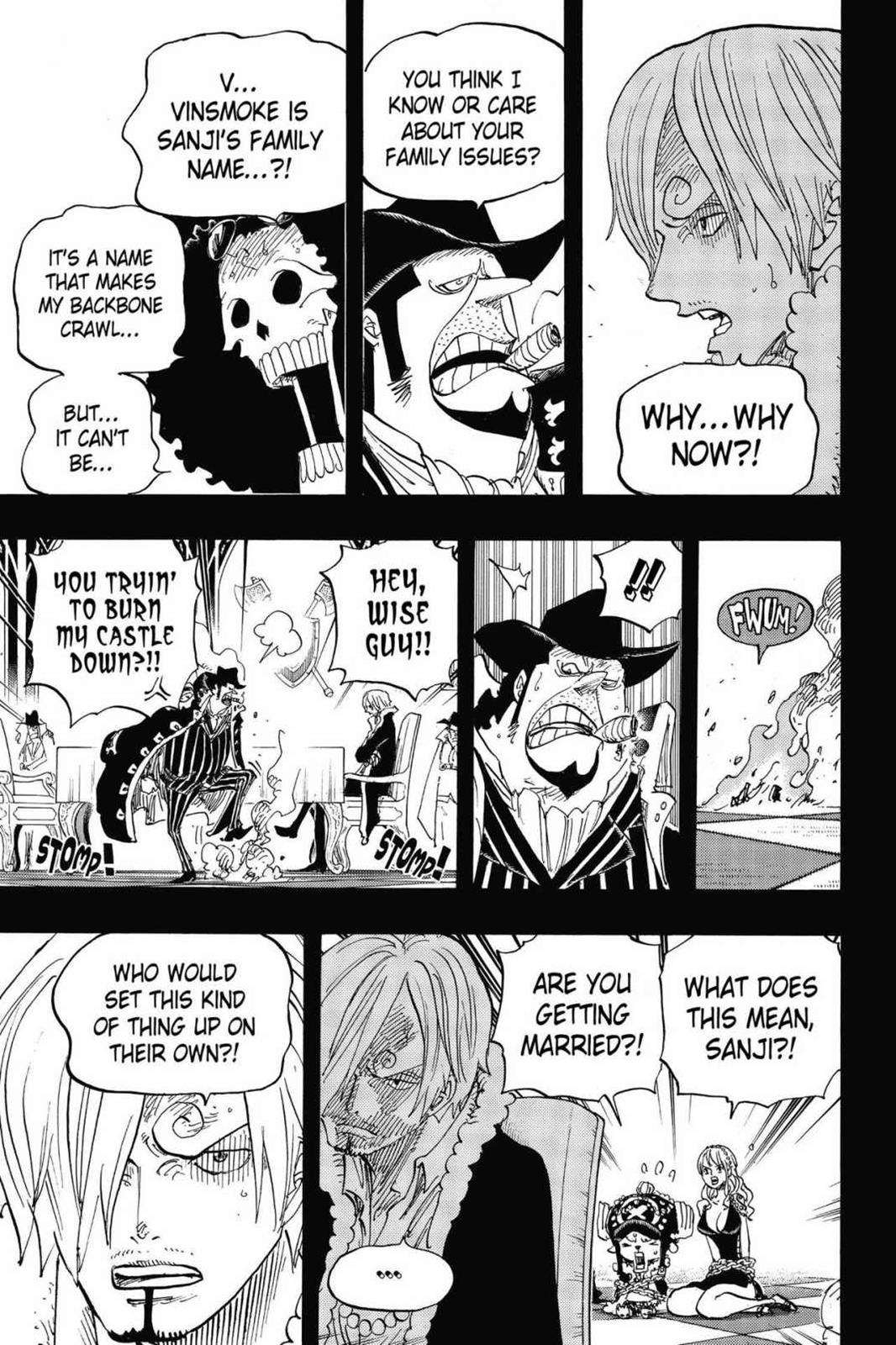 One Piece, Chapter 813 image 003