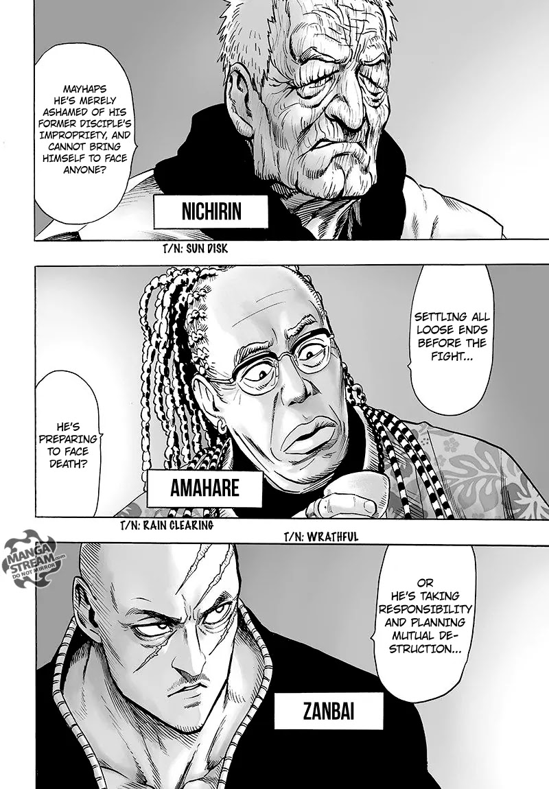 One Punch Man, Chapter Onepunch-Man 69 image 009