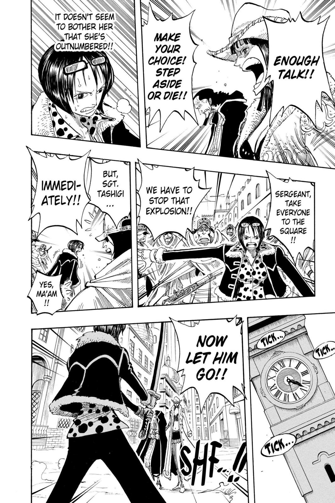 One Piece, Chapter 201 image 016