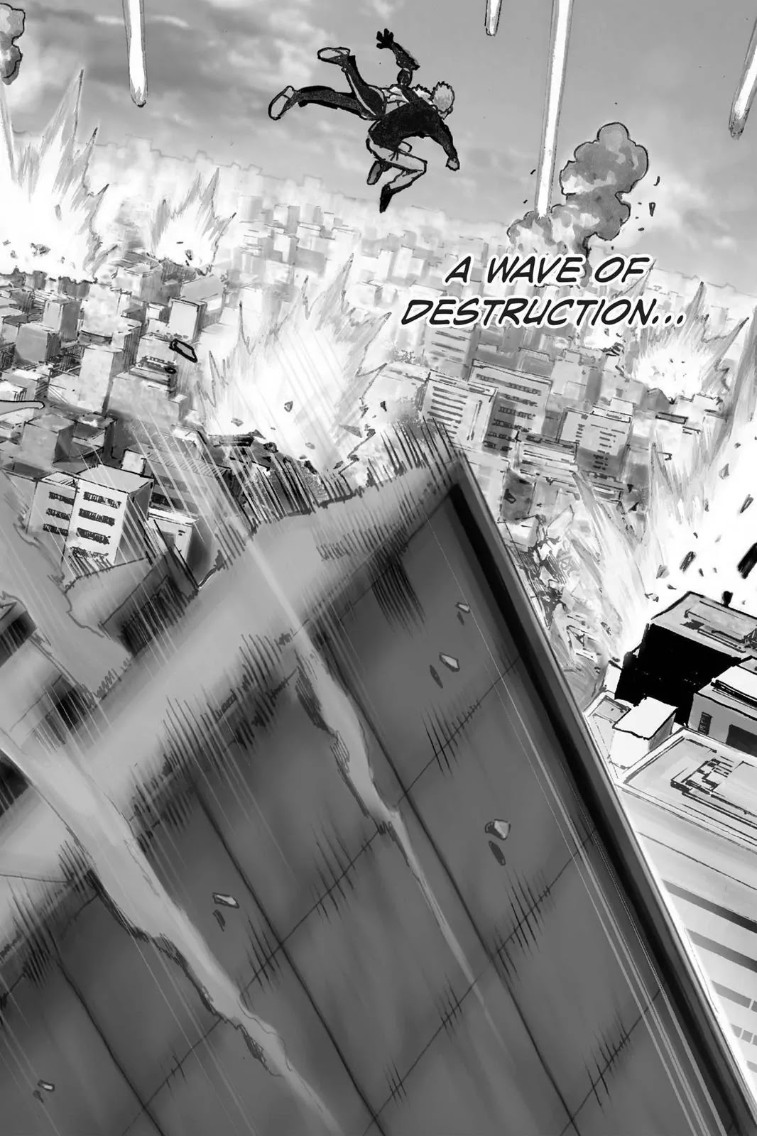 One Punch Man, Chapter Onepunch-Man 21 image 083