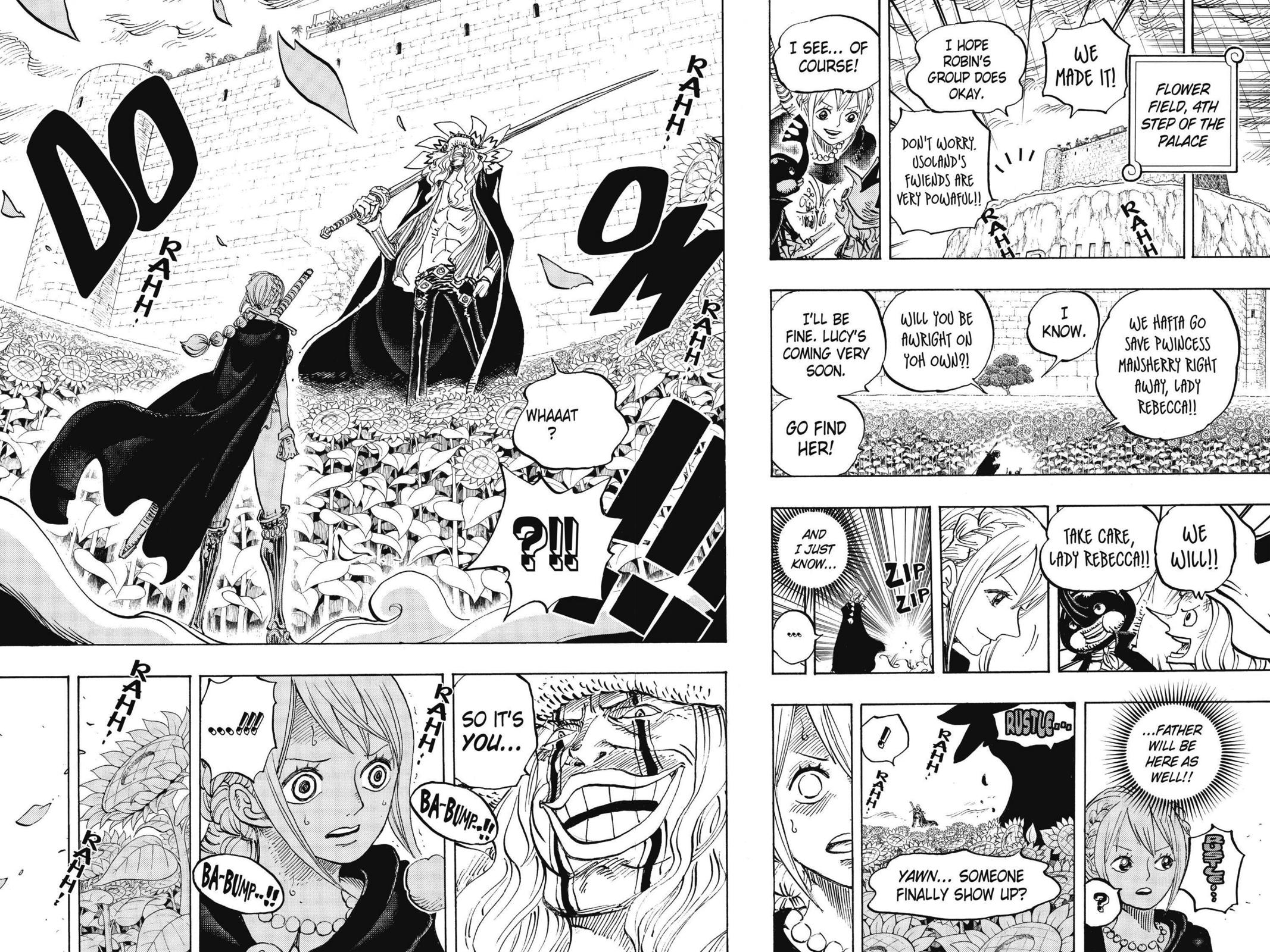 One Piece, Chapter 756 image 018