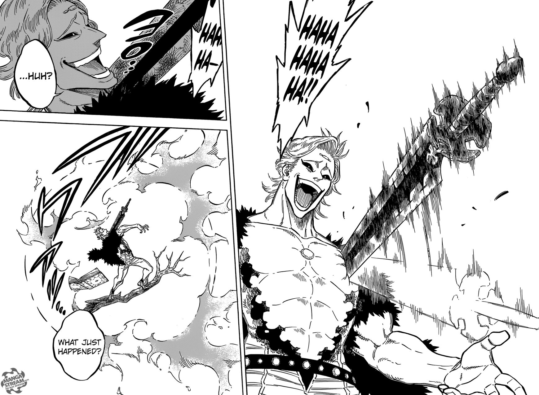 Black Clover, Chapter 95 Help Each Other Rise image 013