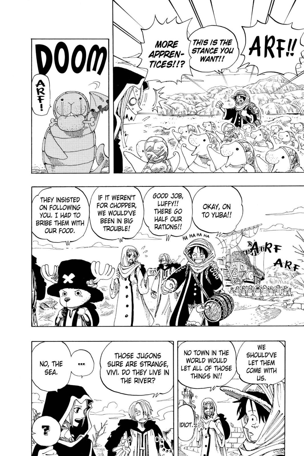 One Piece, Chapter 161 image 007