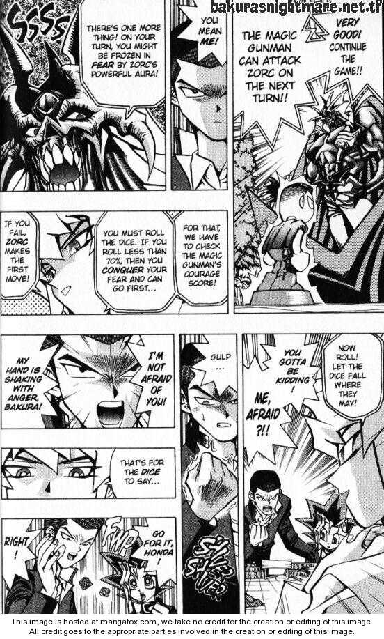 Yu Gi Oh, Chapter Vol.07 Ch.053 - Battle 53 Millennium Enemy 4 Role-Playing Minatures image 009