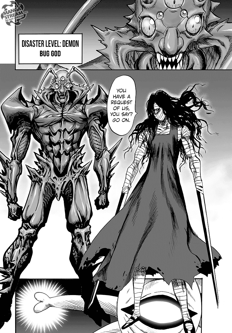 One Punch Man, Chapter Onepunch-Man 86 image 031