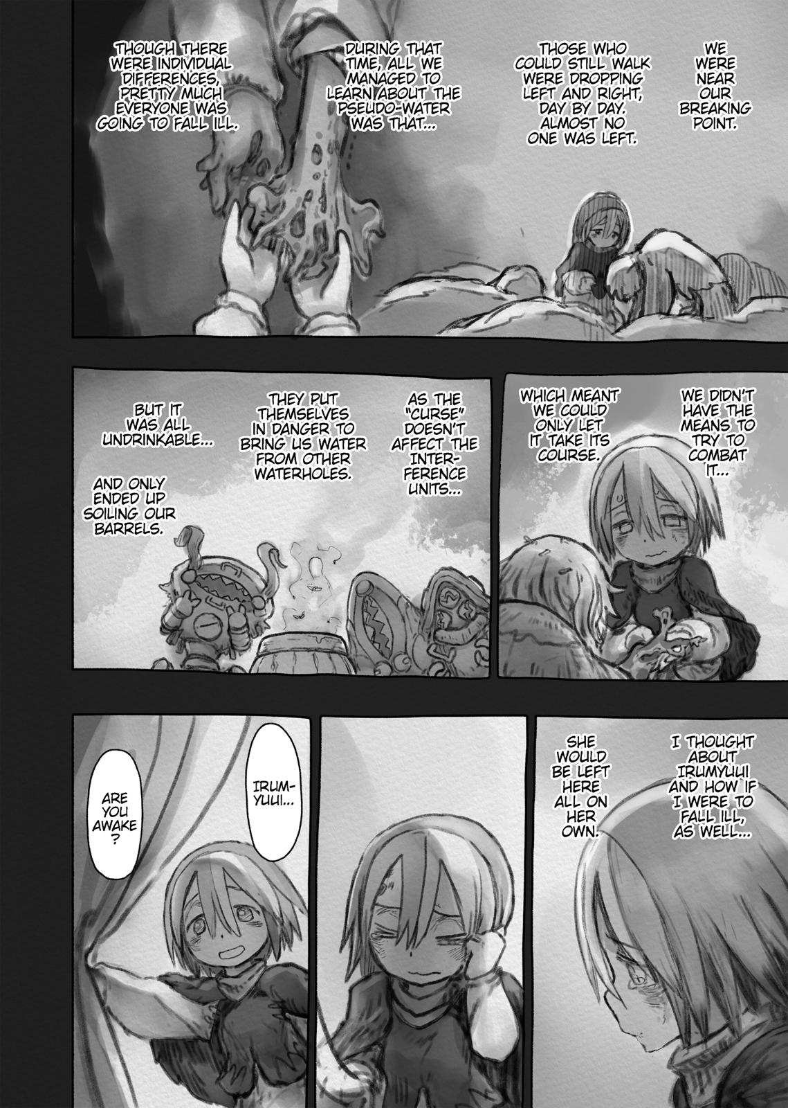 Made In Abyss, Chapter Hello,Abyss 50 image 016