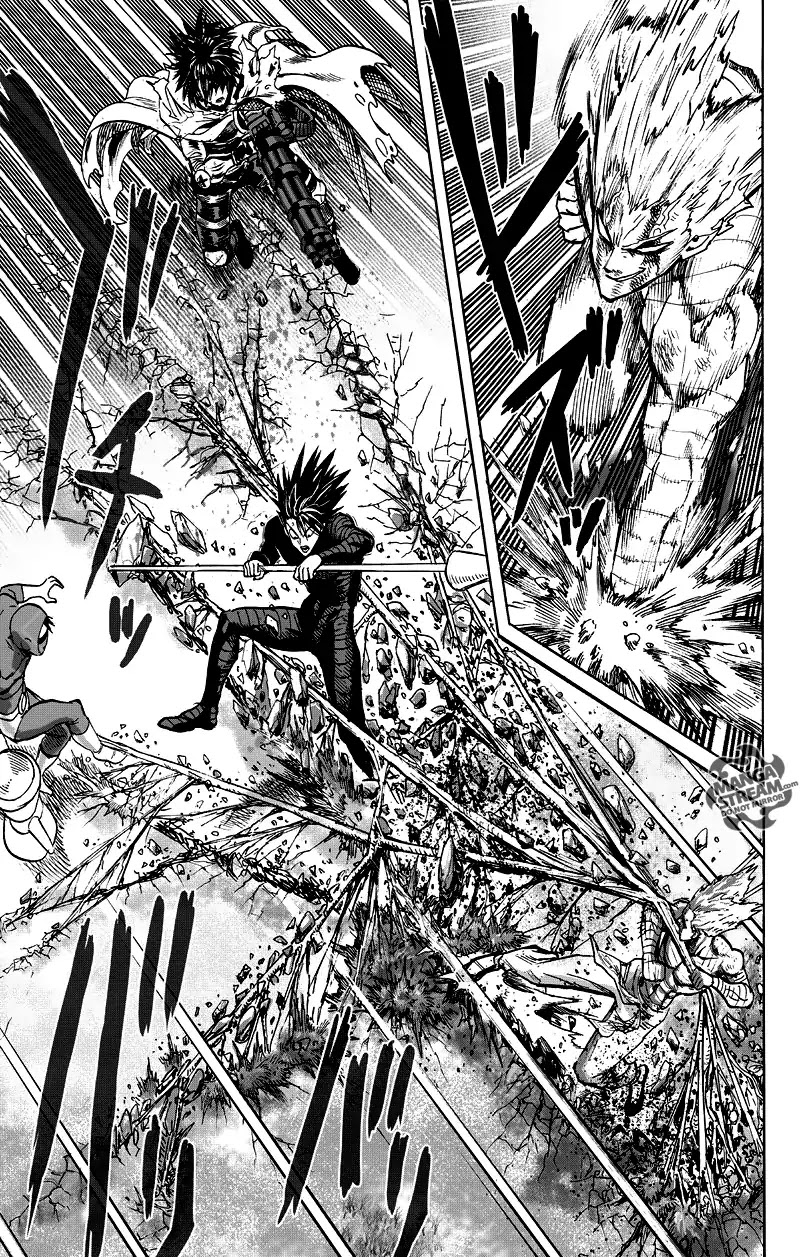 One Punch Man, Chapter Onepunch-Man 82 image 027