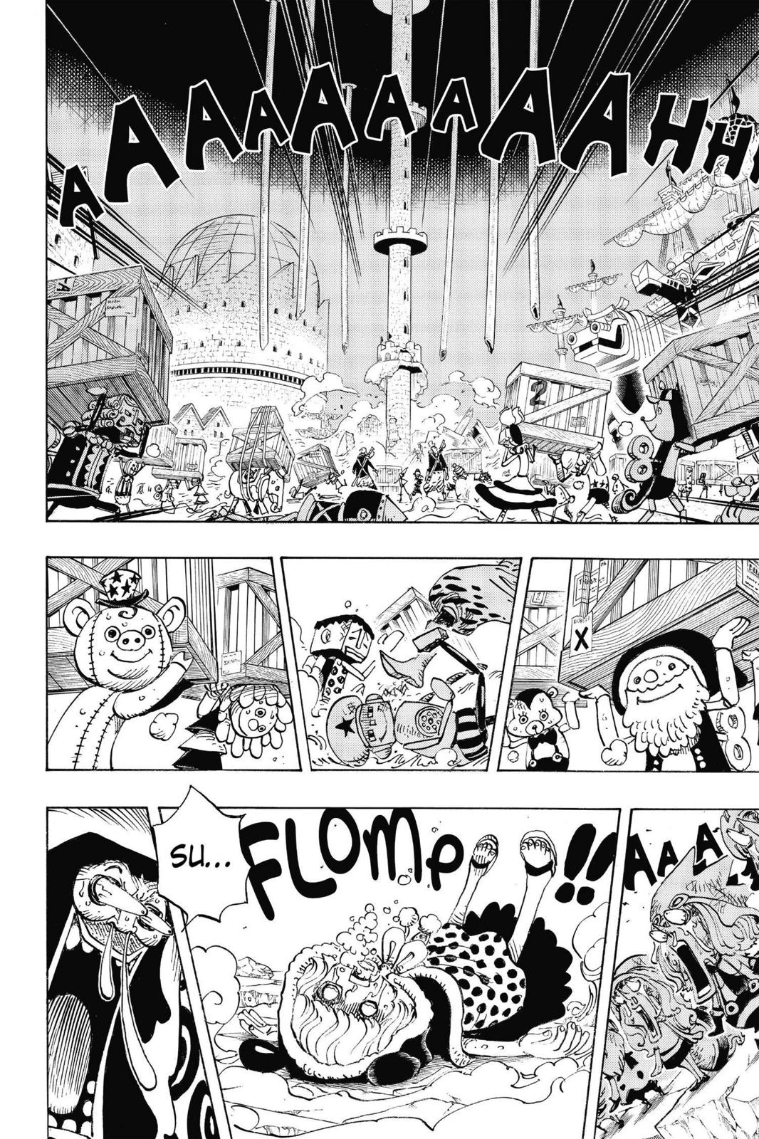 One Piece, Chapter 743 image 008