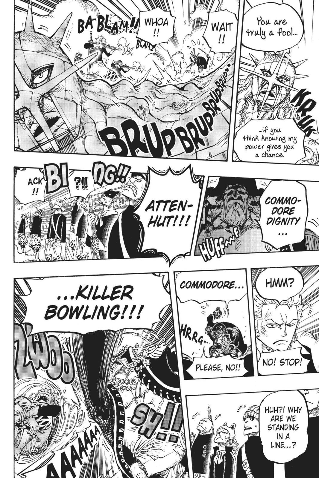 One Piece, Chapter 770 image 005